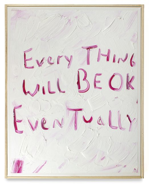 Eric Stefanski, Everything Will Be OK Eventually