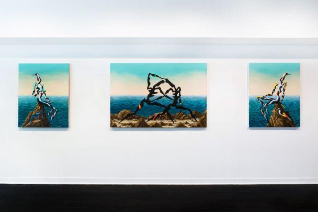 Alejandro Cardenas: AEAEA - installation view