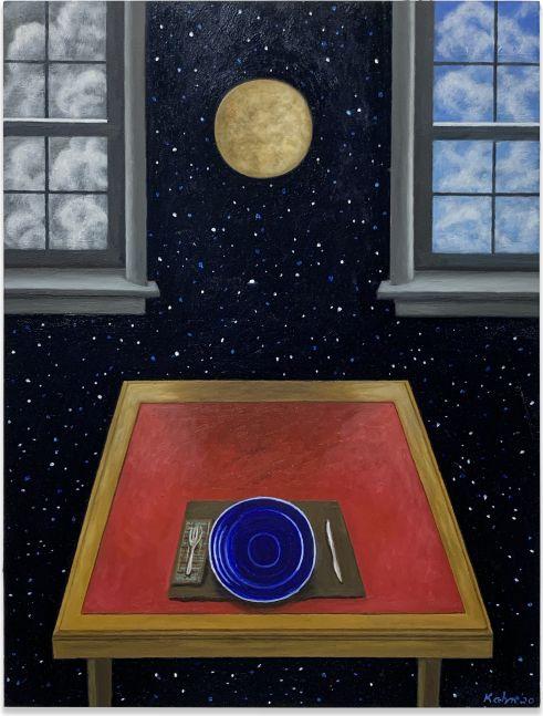 Scott Kahn, Kitchen Table, 2020
