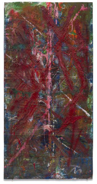 Spencer Lewis, Pink panther stick god for hiding, 2016-17
