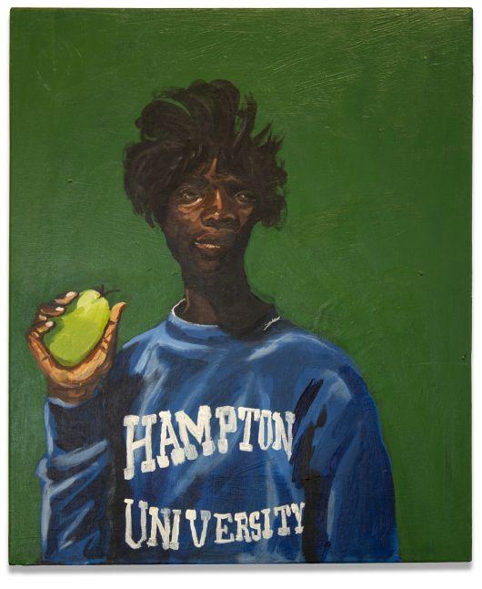 Marcus Brutus, Portrait of a Collegiate Woman, 2019