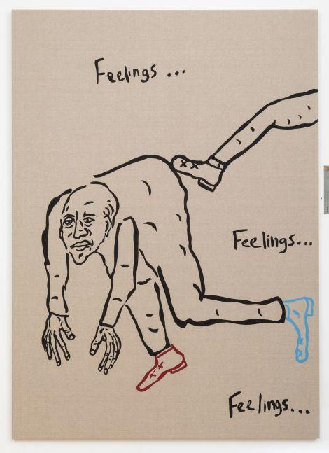 Joel Mesler, Feelings...Feelings...Feelings, 2018