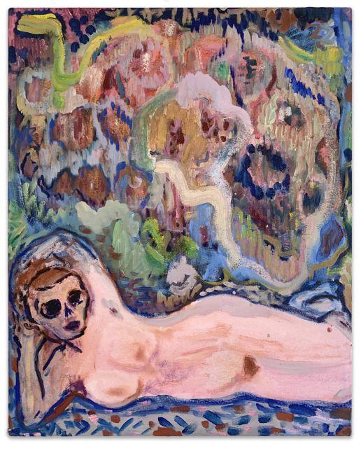 Amy Bessone, Sometimes Flower, Sometimes Skull 2019