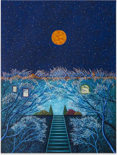 Scott Kahn, For Matthew, Spring Moon, 2020