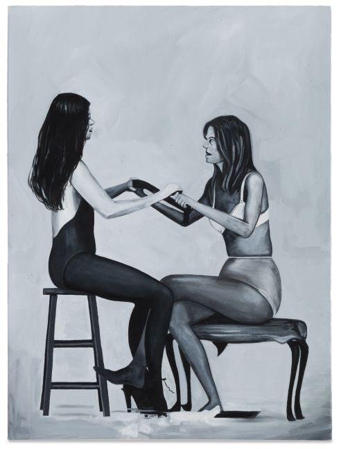 Brad Phillips, Erotica by Jeff Wall, 2018-19