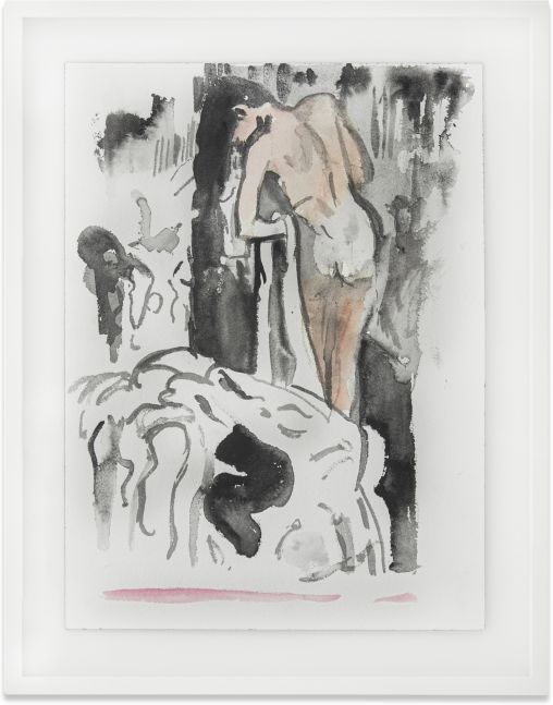 Cecily Brown, Untitled (After Degas), 2020