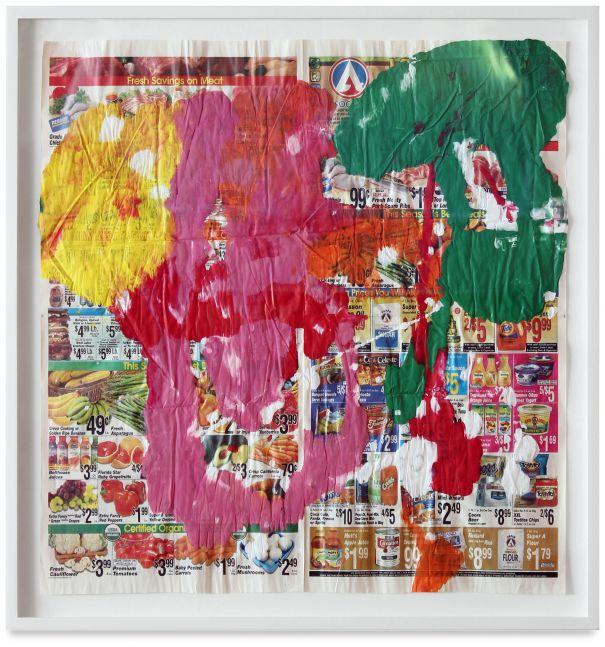 Anke Weyer  Untitled (pink) 2015