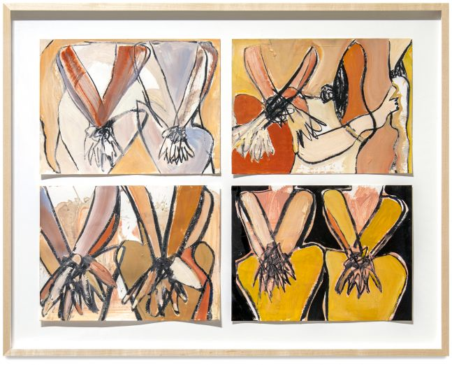 Austyn Weiner, Avenue de la liberté 1 - 4, 2020