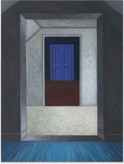 Scott Kahn, The Poet's Room, 2020