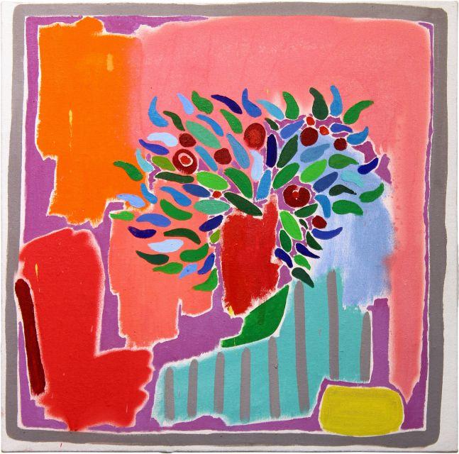 Cody Gunningham, Still Life in Pink, 2016