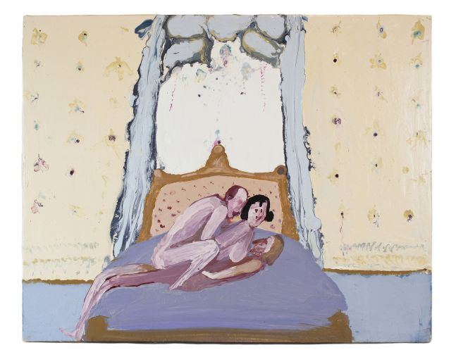 Genieve Figgis, Three in a Bed, 2014