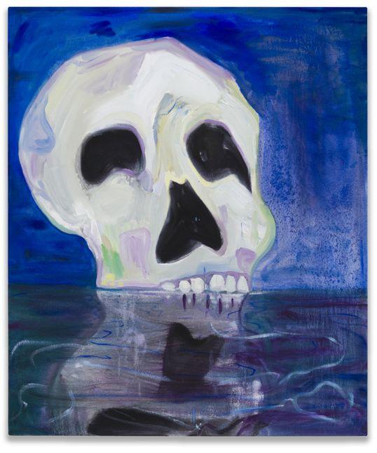 Amy Bessone, Skeleton Swimmer (No. 1), 2019