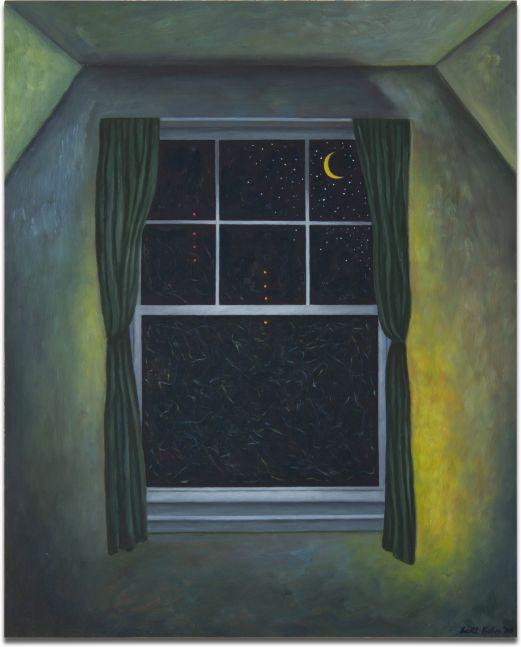 Scott Kahn, Into the Night, 2020
