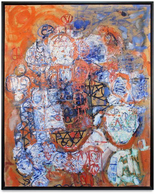 Stuart Sutcliffe, Untitled, c. 1961-62