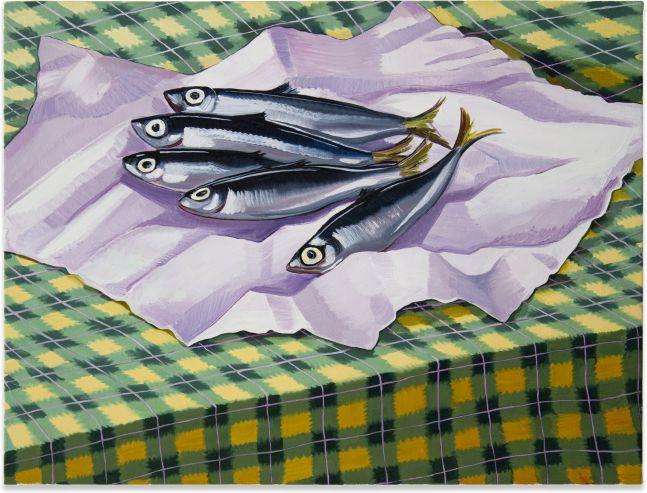 Nikki Maloof, Sardines, 2020