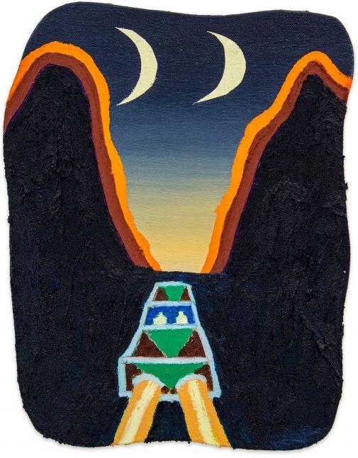Eliot Greenwald, Night Car (abridged)