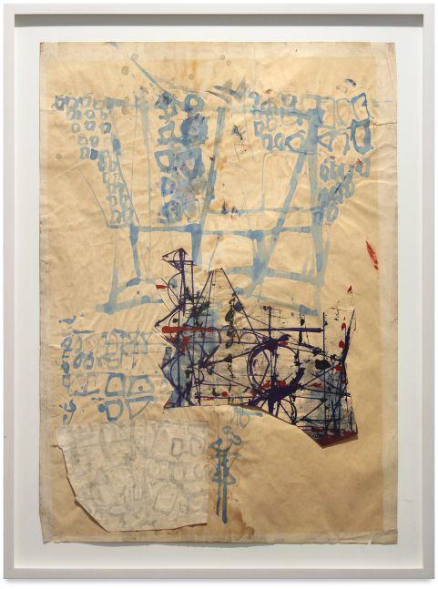 Stuart Sutcliffe, Untitled, c. 1960-62