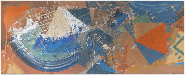 Allie McGhee. Big Bang, 1986