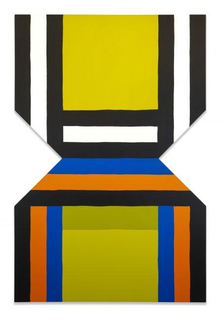 Matthew King, 301 (Recurring Paintings), 2019