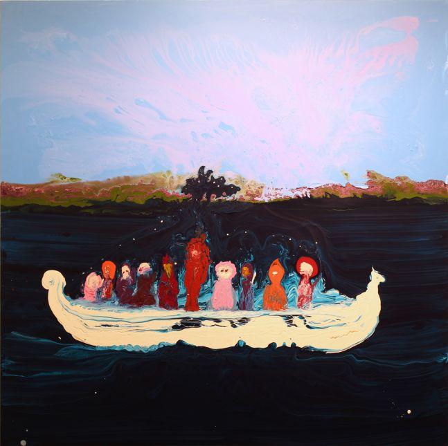 Genieve Figgis, Boat People,2016