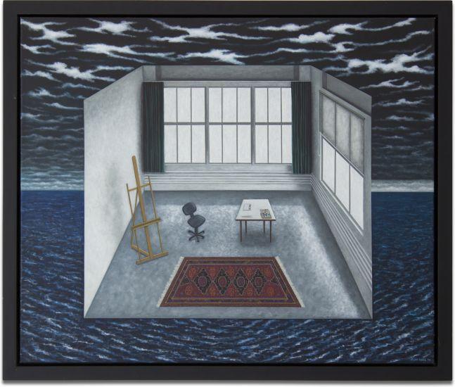 Scott Kahn, Oasis, 2001