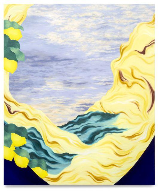 Joani Tremblay, Lemons are fussy, needing water, light, 2021
