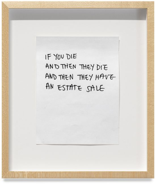 Austyn Weiner Estate Sale, 2020