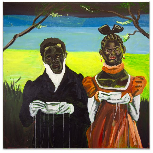 Marcus Brutus, Untitled Couple, 2020