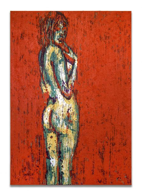 Enoc Perez, Nude, 2011