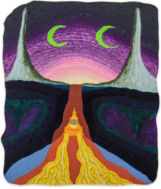 Eliot Greenwald, Night Car (takin' the riverboat out on snake lake)
