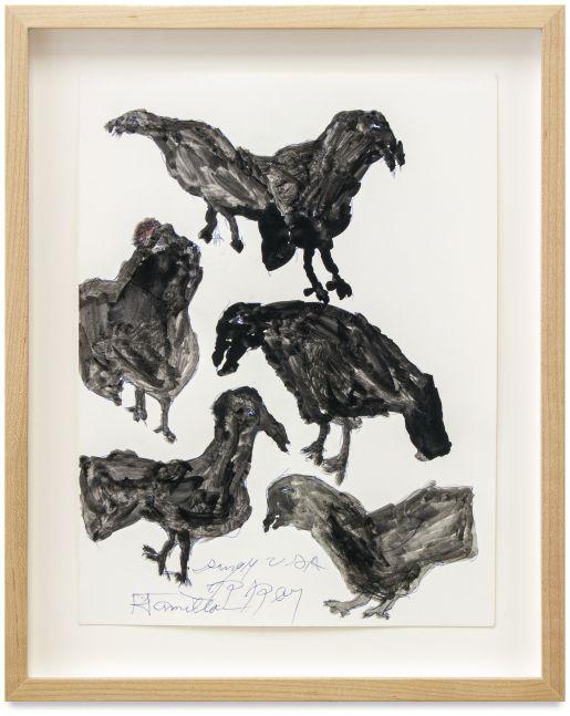 Ray Hamilton, Untitled, N.D.