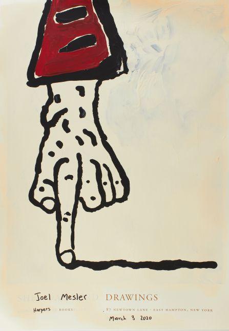 Joel Mesler, Untitled #3, 2020