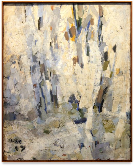 Stuart Sutcliffe, Untitled, c. 1958-59