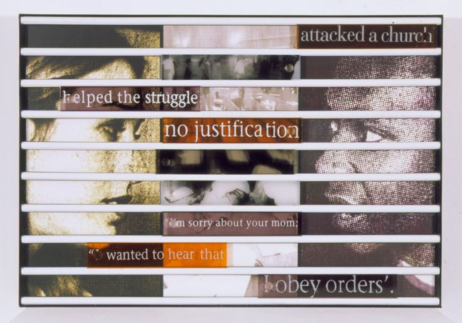 Truth Games: Liezl Ackermann – not a church – Gcinikhaya Makoma
