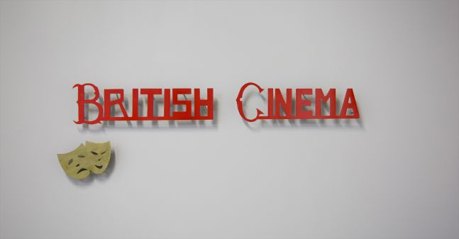 Signs of the Lost District: British Cinema