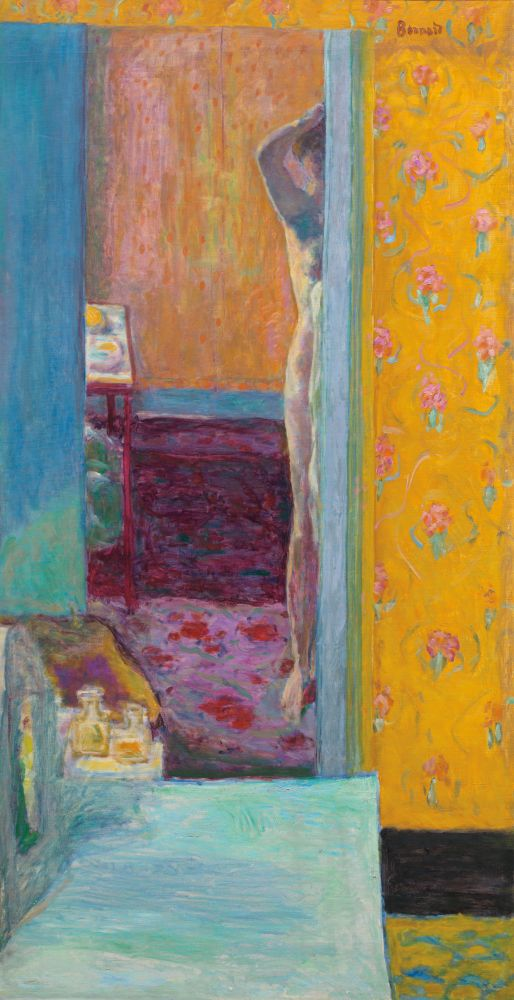 Bonnard, Nude in an Interior, 1935