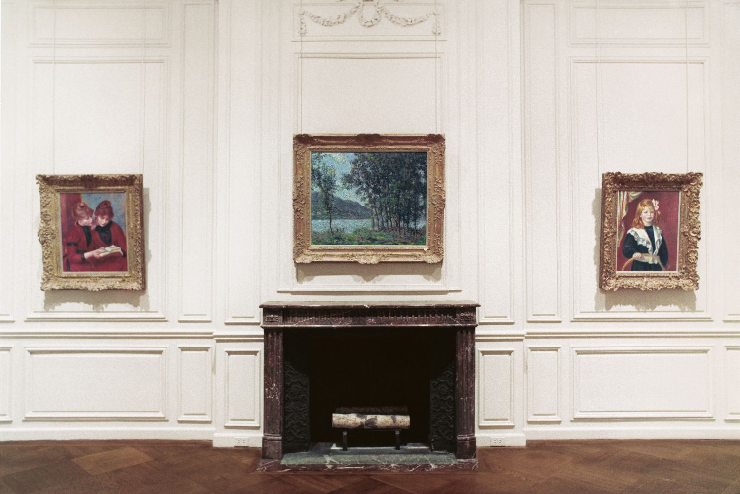 Four masters of Impressionism