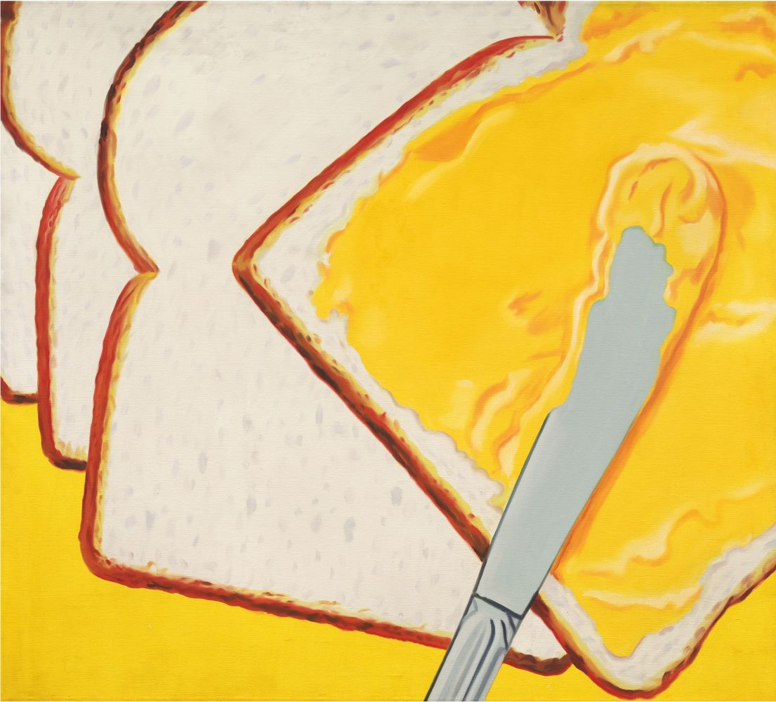 James Rosenquist  White Bread, 1964