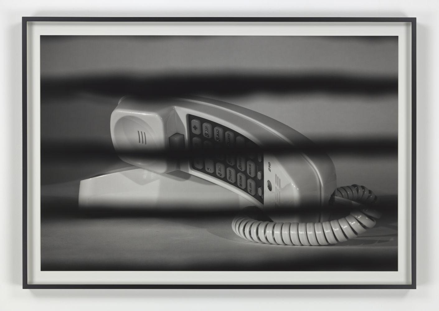 WYATT KAHN  Untitled 2017 Silver gelatin print, framed  Ed. 1/2 + 1 AP Image 67 x 101 cm / 26 3/8 x 39 3/4 in   Frame 74.5 x 108.5 cm / 29 3/8 x 42 3/4 in  KAHNW43244