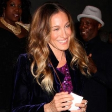 """Sarah Jessica Parker turns on the glamour at two New York galas"""