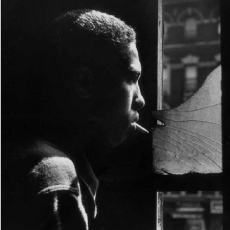 "A fresh look at Gordon Parks' photo essay ""Harlem Gang Leader"""