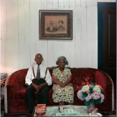 """Gordon Parks exhibits recall the South's segregation era"""