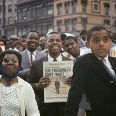 Gordon Parks' photo captures an ambiguous moment from a tumultuous era