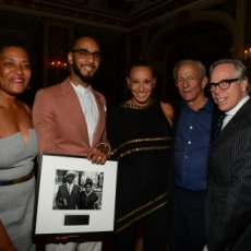 """Grammy Award Winning Artist Swizz Beatz and Renowned Visual Artist Carrie Mae Weems Honored at Gordon Parks Foundation Awards Dinner"""