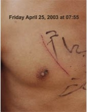 Reza Aramesh: Friday April 25, 2003 at at 7:55 Catalogue