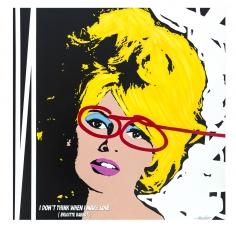 """Guy Boudro """"Brigitte Bardot"""" Galerie LeRoyer"""