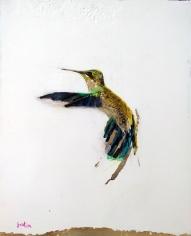 """Dominique Fortin """"Free Spirit VI"""" Galerie LeRoyer"""