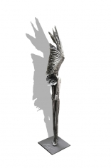 "Marie-Josée Roy ""Cambrure de l'aile"" Galerie LeRoyer"