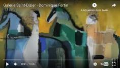 Dominique Fortin - Le théâtre du rêve