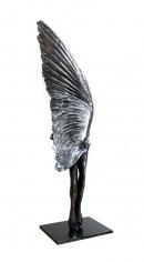 """Marie-Josée Roy """"Les ailes du désir"""" Galerie LeRoyer"""
